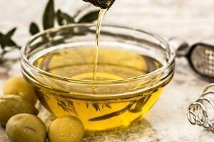 huile d'olives Bio