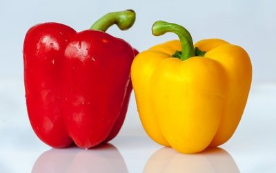 Poivrons Farcis Végétariens
